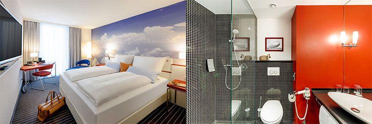 Comfort Hotel Friedrichshafen zimmer 2 ÜN am Bodensee inkl. Frühstück & Late Check Out (1 Kind bis 6 kostenlos) ab 89€ p.P.