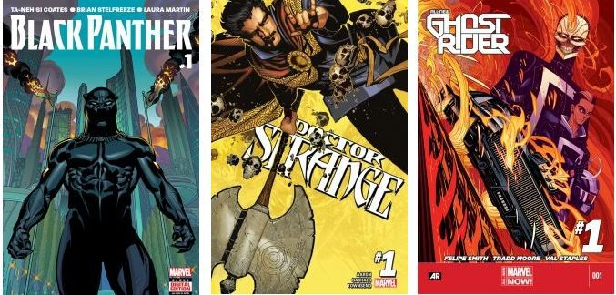 5 digitale Marvel Comics gratis