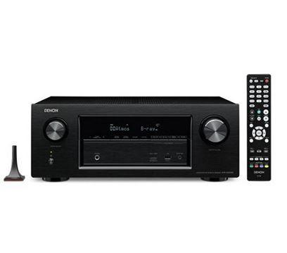 Prime Day: Denon AVRX3300W   7.2 Surround AV Receiver, 3D, Internetradio für 599€ (statt 684€)