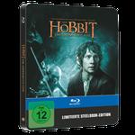Der Hobbit: Eine unerwartete Reise im Steelbook (Blu-Ray) für 6,99€ (statt 12€)