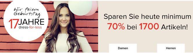 Dress for less Rabatt Aktion nur heute Tommy Hilfiger Slipper ab 29,90€ im dress for less Tages Sale mit bis zu 70% Rabatt