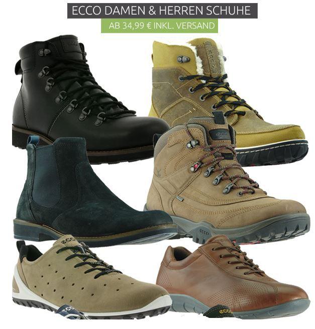Ecco Schuh Sale ecco   Damen, Herren und Kinder Schuhe ab 34,99€