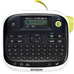 Epson LW-300 LabelWorks  Etikettendrucker + Epson LK-4WBN Schriftband für 38,90€  (statt 54€)