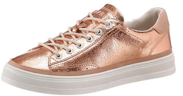 Esprit Damen Sneaker Gold ab nur 24,99€