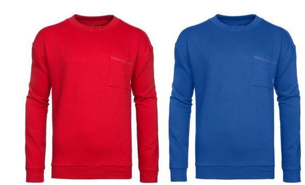 FRISTADS KANSAS Match Herren Pullover FRISTADS KANSAS Match   Herren Pullover oder Sweat Shirt bis 4XL für je 11,99€