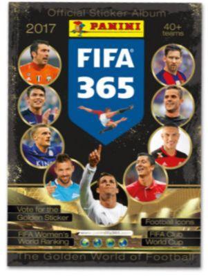 Fifa 365 Panini FIFA 365 Sammelalbum 2017 gratis