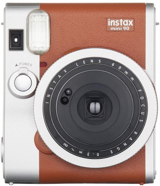 Fujifilm Instax Mini 90 Neo Fujifilm Instax Mini 90 Neo Classic   Sofortbildkamera für 109,99€