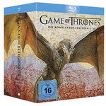 Game of Thrones Staffel 1-6 mit OT für 95,24€
