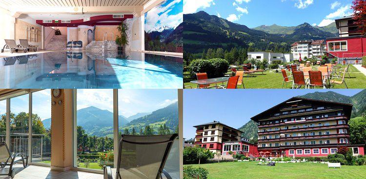 2 ÜN im 4* Hotel inkl. HP & Wellness in Bad Hofgastein ab 129€ p.P.