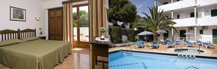 Hotel Ses Puntetes zimmer 6 ÜN auf Mallorca inkl. Flug, Frühstück & Transfer ab 297€ p.P.