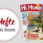 """2 Ausgaben """"Der Hund""""  gratis – Kündigung notwendig"""