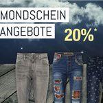 20% auf Uhren und Schmuck – Galeria Kaufhof Mondschein Angebote