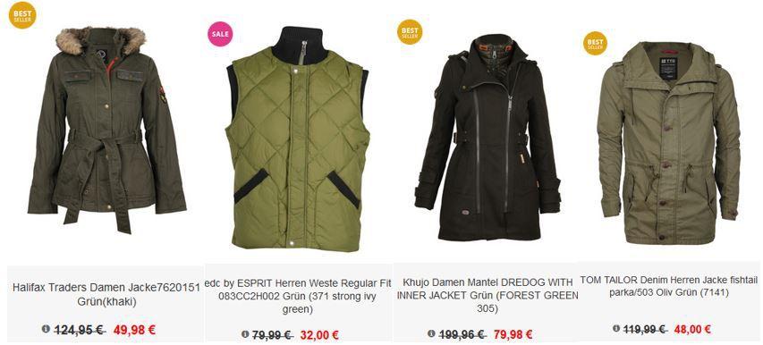 Jacken Gutschein Zengoes mit 70% Jacken Sale + 30% Extra Rabatt