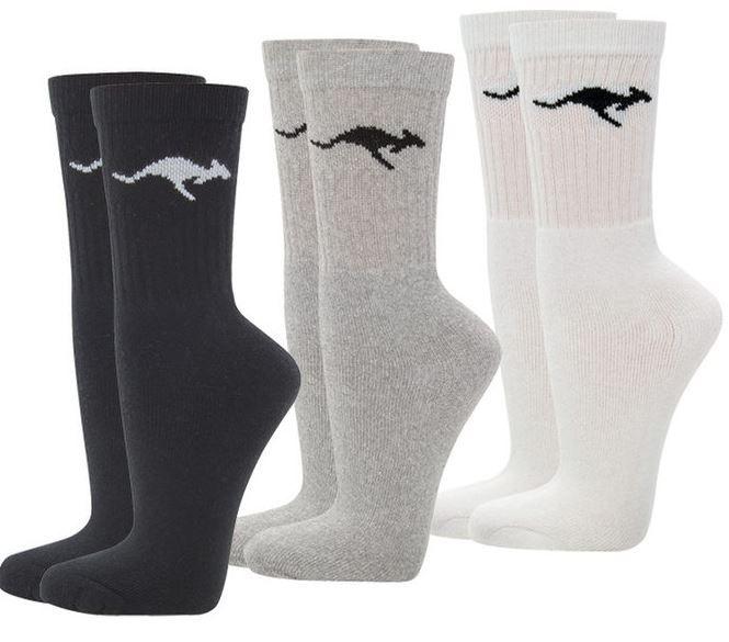 kangaroos-socks
