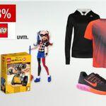 Galeria Kaufhof Sonntagsangebote Übersicht – z.B. 20% Rabatt ausgewählte Running und Wintersport Artikel