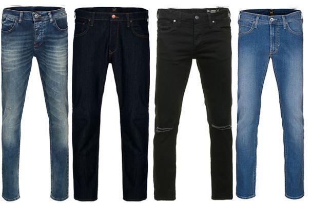Levis Jeans günstig LEVIS, Wrangler, Lee und andere Marken Jeans im Sale ab 7,99€