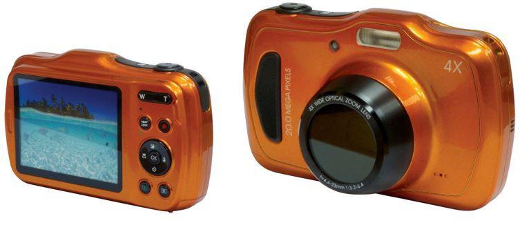 MEDION LIFE S44080 MD 87280   20MP Kamera mit 4 fach Zoom statt 100€ für 59,90€