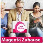 Magenta Zuhause: günstige DSL-Tarife von 16 bis 100MBits/s inkl. Telefon Flatrat ab 20,81€