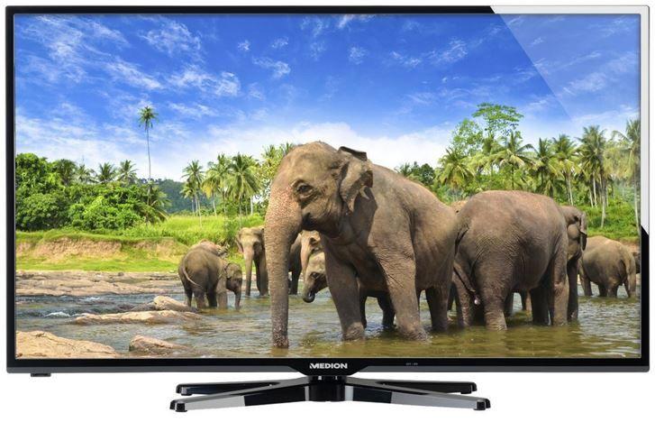 Medion LIFE P17113   42 Zoll Full HD TV mit Triple Tuner (EEK: A+) ab 250€ (statt 299€)
