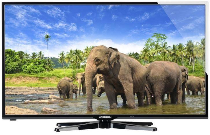 Medion LIFE P17113 MD 31021 Medion LIFE P17113   42 Zoll Full HD TV mit Triple Tuner ab 235€ (statt 299€) + 49,80€ in Superpunkten