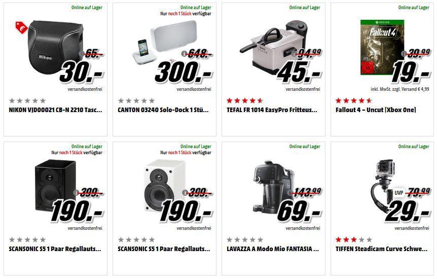 Mega Sparen Aktion Media Markt Mega Sparen: z.B. ALFI Dan Isolierkanne für 45€