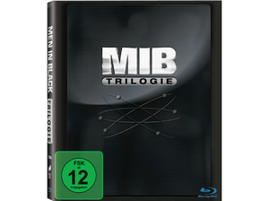Men in Black Trilogie Blu ray für 10,99€ (statt 19€)