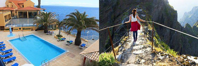 NQXA3VMU 1 bis 2 Wochen auf Madeira im 4* Sternhotel inkl. Flug + Frühstück ab 449€ p.P.