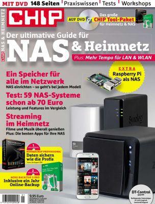 Nas Heimnetzwerk Chip Sonderheft NAS und Heimnetzwerk kostenlos (statt 9,95€)