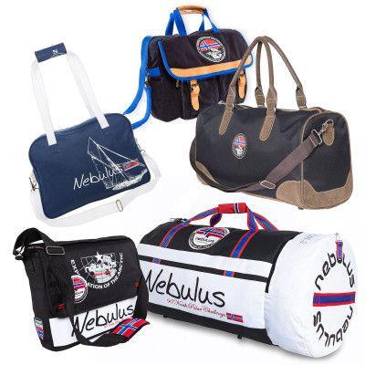 Nebulus Taschen   verschiedene Modelle   für 18€