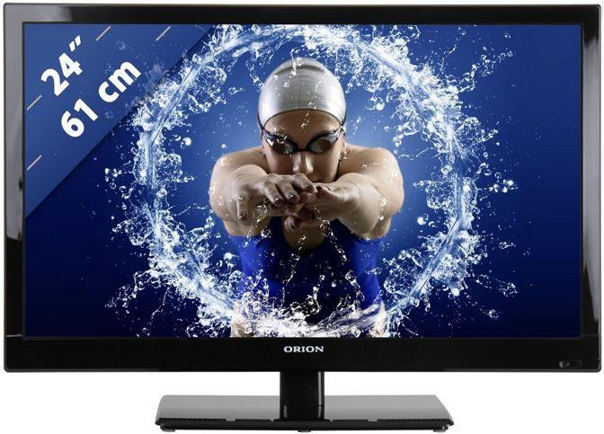 Orion CLB24B310   24 Zoll Full HD TV für 129,90€