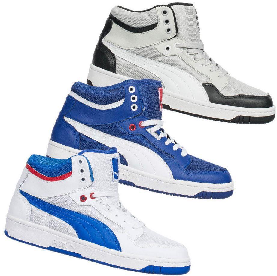 PUMA Rebound Mid L Mesh PUMA Rebound Mid L Mesh   Herren Sneaker für je 26,99€