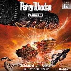 Perry Rhodan Neo Nr. 121: Schlacht um Arkon (Hörbuch) kostenlos