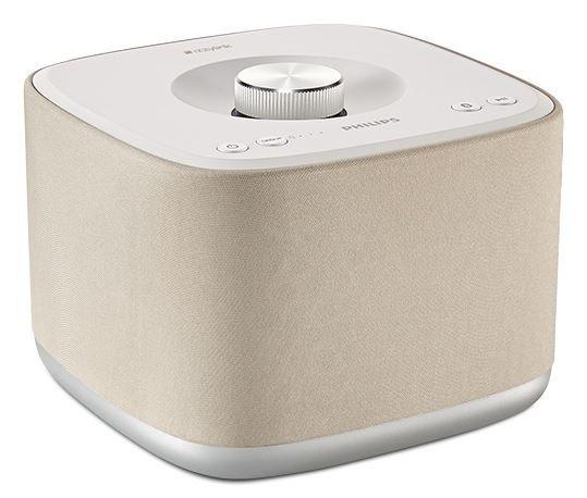 Philips izzy BM5   Multiroom Lautsprecher, weiß und schwarz für je 66€