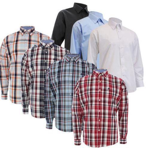 Pierre Cardin Business Hemden Pierre Cardin Herren Business oder Freizeit Hemden für je 14,99€