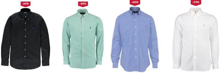 Polo Ralp Lauren Polo Ralph Lauren Sale mit bis zu 60%  Rabatt   z.B. 2 Hemden für 79,90€