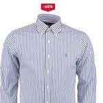 Polo Ralph Lauren Sale mit bis zu 60%  Rabatt – z.B. 2 Hemden für 79,90€