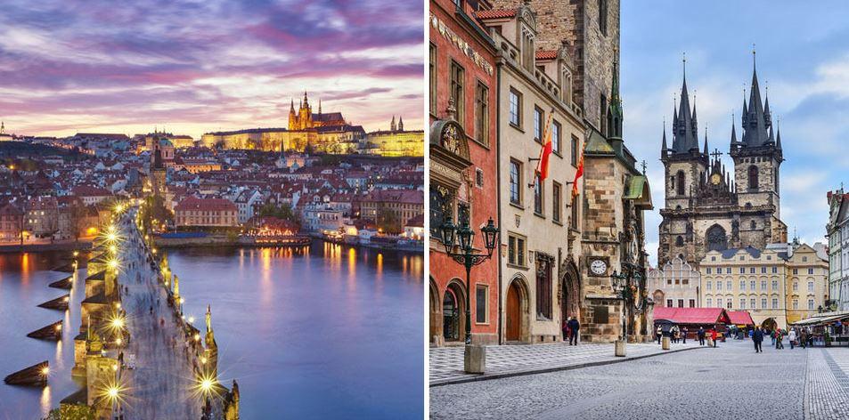 Prag Angebot A&O Hotelgutschein Prag: 2 Personen 2 Übernachtungen nur 29€