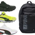Puma Outlet46 Sale – mit Sneakern, Shorts, Shirts ab 4,99€ – z.B. die Puma Pro Training Sporttasche für 9,99€