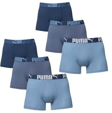 Puma Catbrand PROMO Boxershorts Puma Catbrand PROMO   6er Set Herren Boxershorts für 29,90€