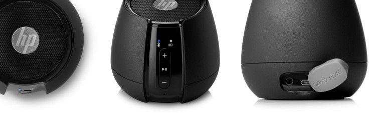 S6500 e1472906860575 HP S6500 Bluetooth Lautsprecher für 14,99€ (statt 22€)