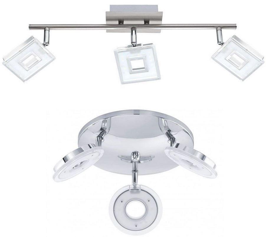 Sempre LED Deckenstrahler Sempre Deckenleuchten mit 3er LED Strahler für je 35€