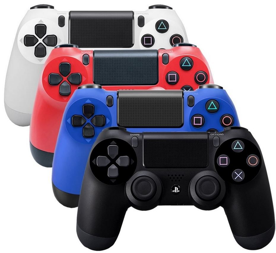 Sony Playstation 4 Dualshock Controller Sony Playstation 4 Dualshock Controller (refurb.) für 39,90€ (statt 50€)