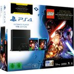 PlayStation 4 – 1TB [CUH-1216B] + Star Wars Battelfront + Film für 249€ (statt 299€)