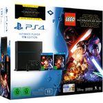 PlayStation 4 – 1TB [CUH-1216B] + Star Wars Battelfront + Film für 249€ (statt 299€)