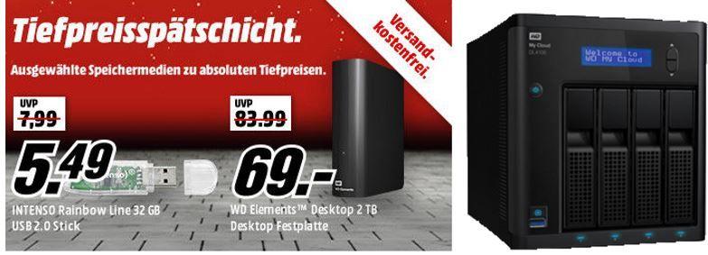 Tiefpreis Angebote Samsung EVO microSDXC 128GB für 27€   Media Markt Speicher Tiefpreisspätschicht
