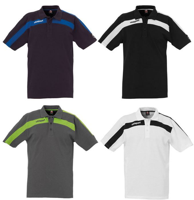 Uhlsport Liga Polo Shirt Uhlsport Liga Polo Herren Shirt für je nur 9,99€