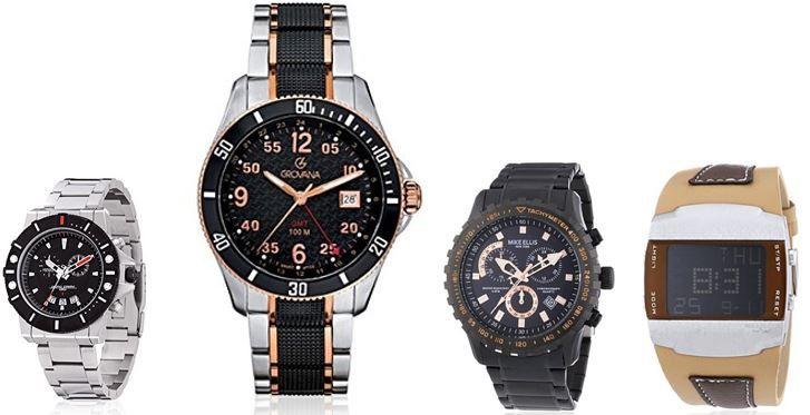 Uhren Sale für Herren Herren Uhren Sale mit bis zu 55% Rabatt bei Amazon BuyVip