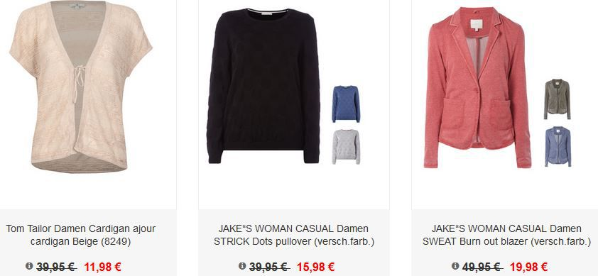 Zengoes Damen Pullover Sale Zengoes mit 20% extra Rabatt auf ausgewählte Marken Hemden und Pullover