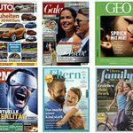 Große Zeitschriften Abo Sommerkampagne – Jahresabos ab 5€