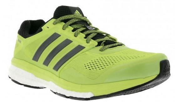adidas Performance Supernova Glide   grüner Herren Sneaker für 49,99€ (statt 84€)
